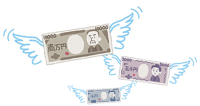 飛んでる紙幣.fw